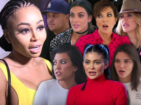 Blac Chyna now alleges that the Kardashians threatened to remove KUWTK from E! if her show wasn