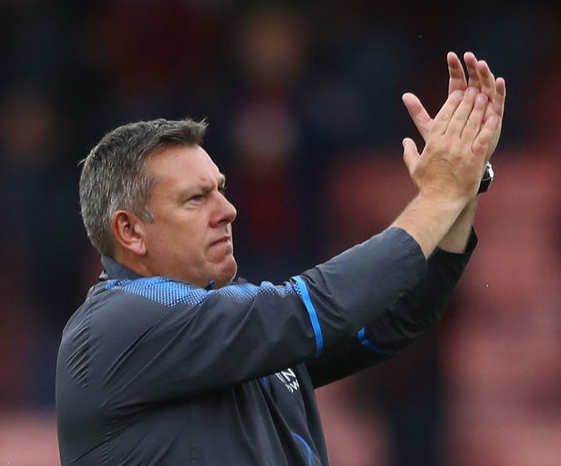 Leicester City sack manager, Craig Shakespeare