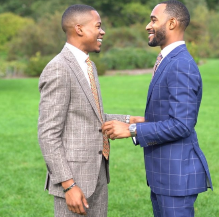 Viral video of gay man proposing to his boyfriend