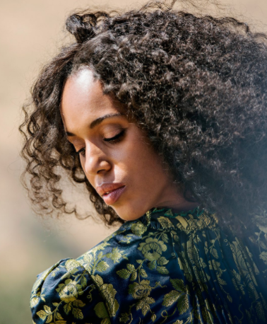 Kerry Washington is simple and natural as she features on Allure Magazine
