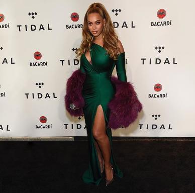 Beyonce slays for Tidal benefit concert