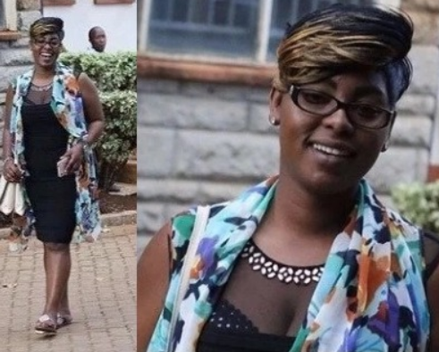 Biko, what is wrong with his dressing? Female lawmaker,?Elizabeth Nyawira kicked out of Kenyan assembly over the dress she wore