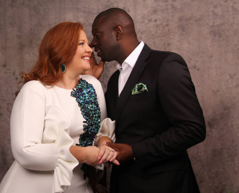 Feb and Laurie Idahosa share beautiful new photos as they celebrate their 15th wedding anniversary
