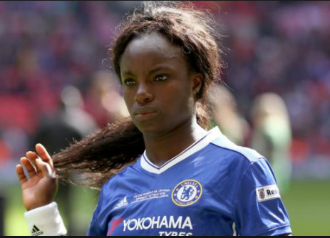 England FA apologises to Eniola Aluko after her former coach made racist jibe about Ebola and her family in Nigeria