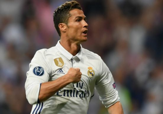 Cristiano Ronaldo tops the Forbes 20 Richest Sports Stars of 2017 after pocketing $93m (Full list)