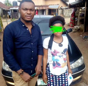 Photo: 17 year old girl drugged, raped and impregnated by her sister