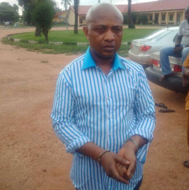 Kidnap kingpin, Evans who pleaded guilty before has now changed his plea to