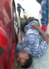 Horrific video of gang beating a rival gang member to within an inch of his life