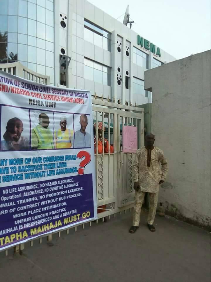 NEMA Staff Begin Indefinite Strike, Close All Zonal Offices