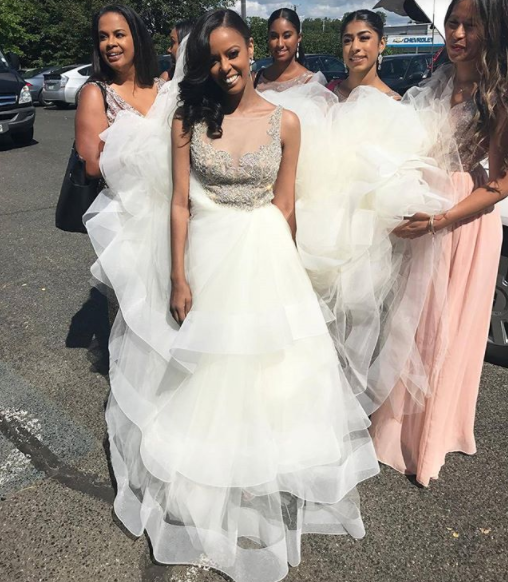 Real life Coming To America! Woman becomes princess after she marries man she met at a club who turns out to be an Ethiopian prince