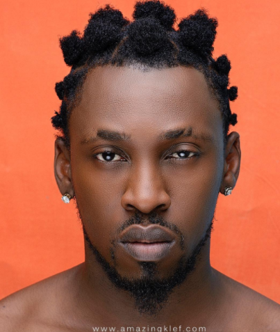 Orezi shows off his new hairstyle, warns fellow Nigerian artists not to copy it