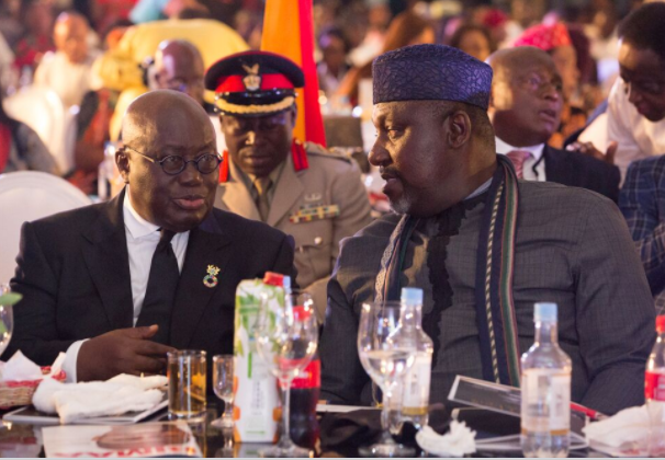 Photos: Olusegun Obasanjo, Alex Ekwueme, attend the book launch ceremony of Rochas Okorocha in Imo State