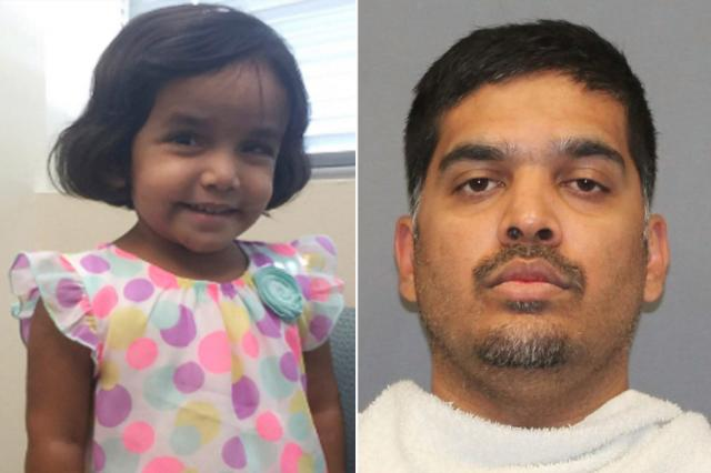Body of 3 year old girl whose father put her out at 3am for not drinking her milk found