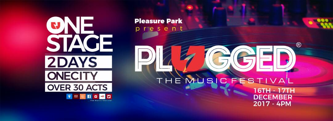 Plugged Music Festival debuts in Port Harcourt this Christmas