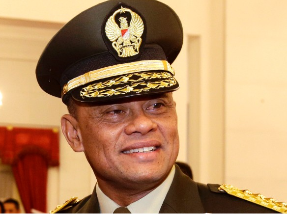 Indonesian military chief denied entry to the US