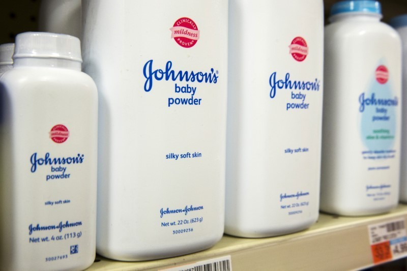 California judge throws out $417 million verdict against Johnson & Johnson in a lawsuit by a woman who claimed she developed ovarian cancer after using the product