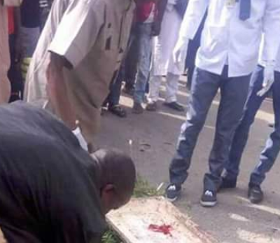 From Kebbi State a Motorcycle rider's body Divided into two in a fatal accident
