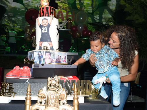 DJ Khaled rents out the famous LIV Nightclub  in Miami to celebrate his son, Asahd's first birthday