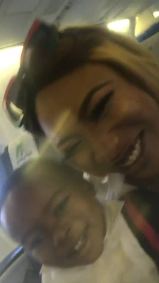 Adorable new photos of Tonto Dikeh and her son, King Andre