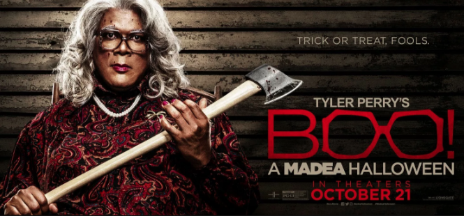 My ultimate role model, Tyler Perry wins US Weekend Box Office