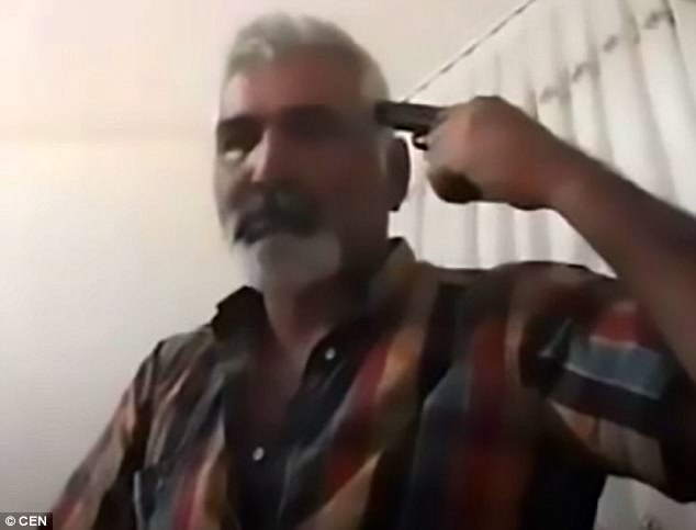 Turkish father livestreams his suicide on Facebook because his daughter chose to marry without his approval (graphic video)