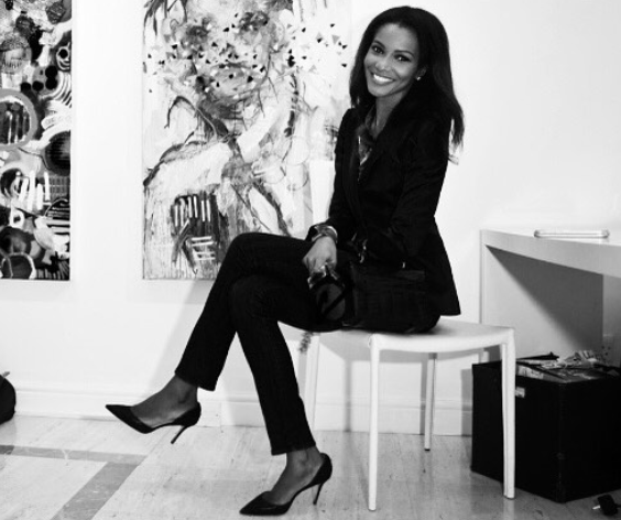 Former Miss World Agbani Daredo-Danjuma shares beautiful new portrait
