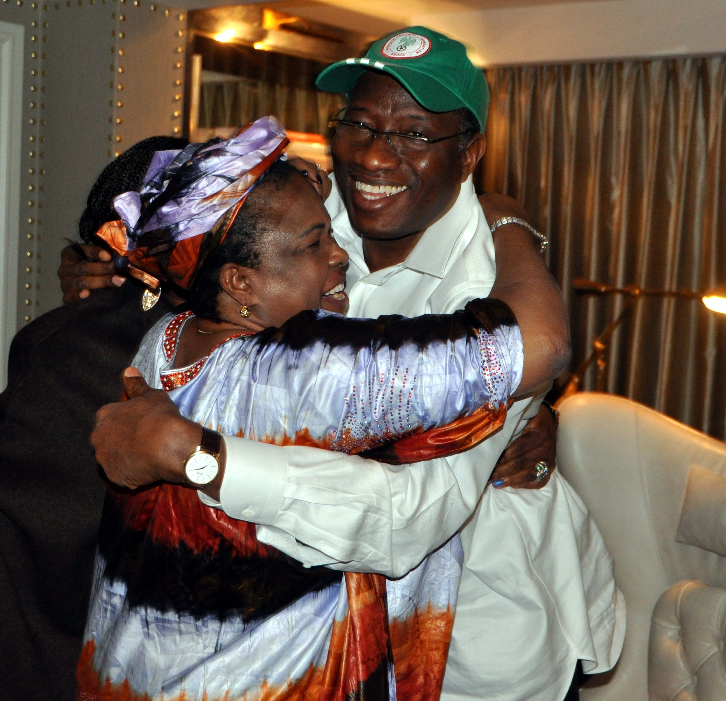 Just look at how this Nigerian chose to celebrate former first lady, Patience Jonathan, who turned a year older today..lol