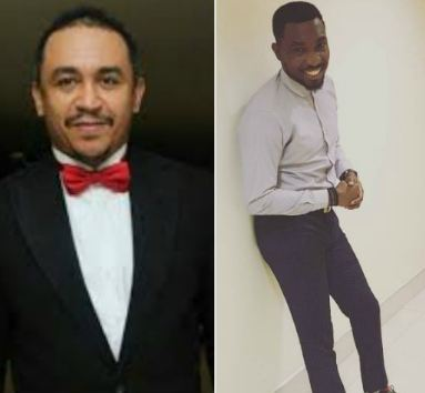 """If person wan kill you, no run o, siddon inside the marriage dey dance to Timi music"" Freeze reacts to Timi Dakolo"