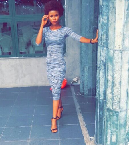 Nigerian lady who was told she will never wear shoes again after she was involved in a terrible accident shares her testimony