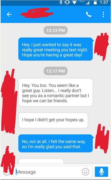 Scorned guy whose love overtures was rejected by a lady, repays her and she fires back?in ugly conversation (Read)