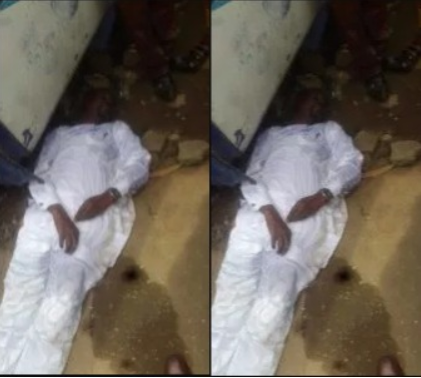 Elderly man slumps and dies in front of Ikeja Magistrate?Court