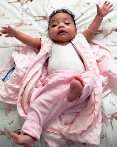 Adorable new photo of Tennis champ Serena Williams