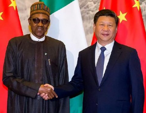 President Muhammadu Buhari congratulates Chinese leader, Xi Jinping on his re-election