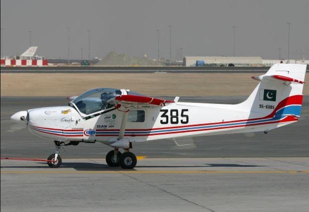 Nigeria returns 4 borrowed Super Mushshak aircraft to Pakistan