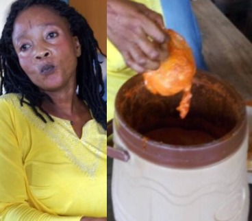 Photo: Prison officials foil attempt by single mother to smuggle phone hidden inside cooler of soup to her imprisoned boyfriend