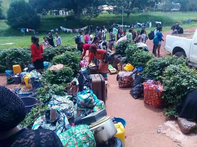 """They called us prostitutes"" - UNN Students undergoing industrial training, teaching practice brutalized, thrown out of hostel by school security"
