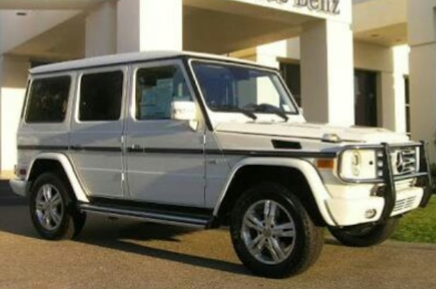 Lol!?Nigerian man in South Africa?buys a G-Class for a man to apologise for impregnating his?wife