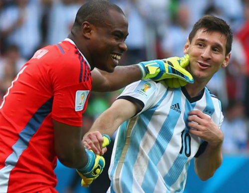 ISIS threatens Nigeria VS?Argentina friendly match