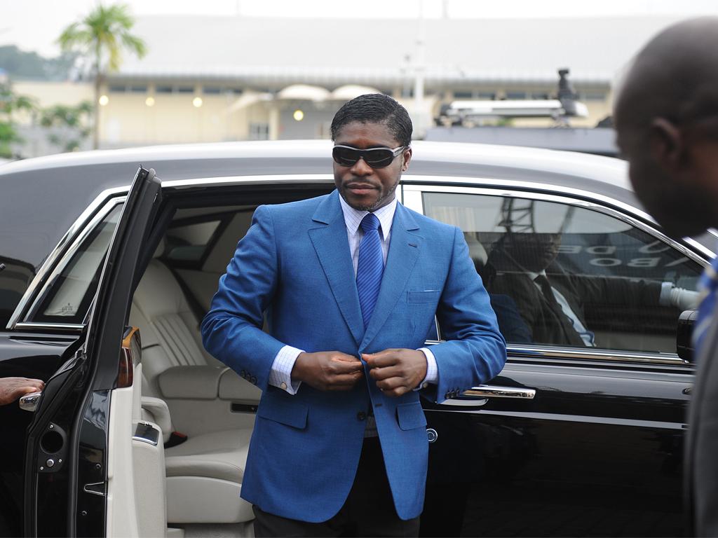 Son of Equatorial Guinea