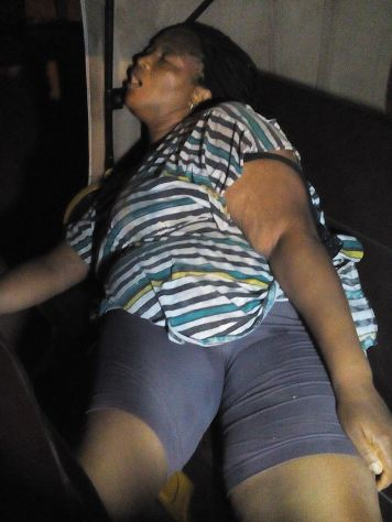 Widow electrocuted after a naked electric wire was left carelessly on the road in Ebonyi state