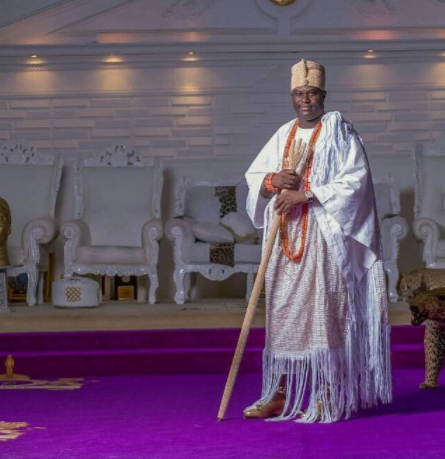 New portraits of the 51st Ooni of Ife, Adeyeye Enitan Ogunwusi