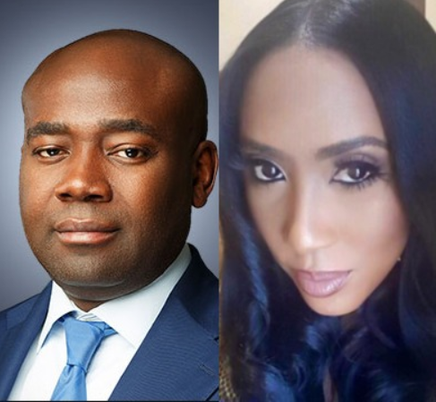 4years after her first marriage, Funke Fowler set to marry?banker and philanthropist,?Aig-Imoukhuede