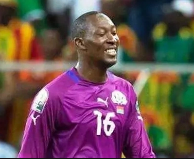 ?Burkina Faso goalkeeper Soulama Abdoulaye dies at 37