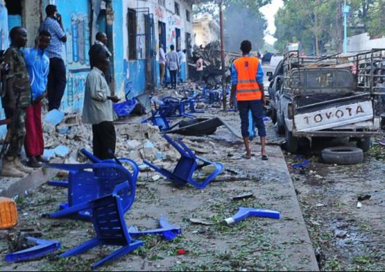 Hotel explosion in Somalia kills at least 23 people