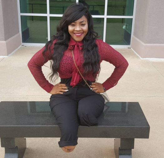 Successful entrepreneur and?mother of 3, Keisah Green narrates how she lost both legs in a terrible car crash