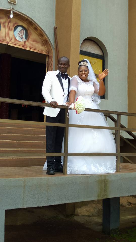 Photos from the wedding of the teacher who got married to one of his former students in Imo