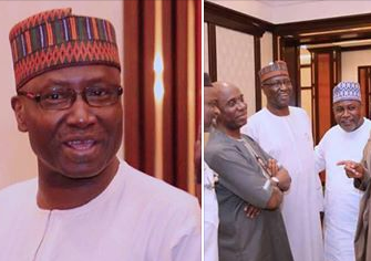 Read how the new Secretary to the Government of the Federation, Boss Mustapha, got to know of his appointment