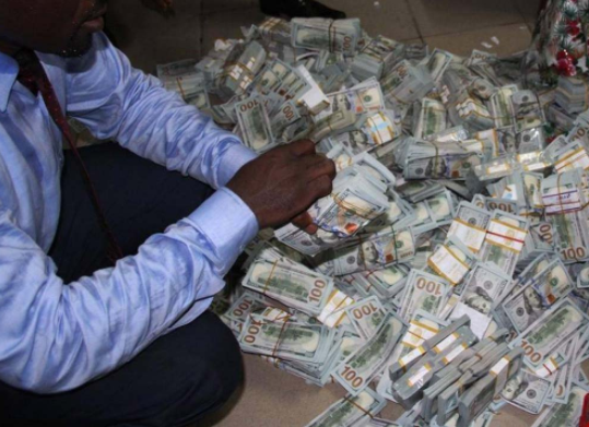8-months after, EFCC resumes probe of Ikoyi's $43.4m cash⠀