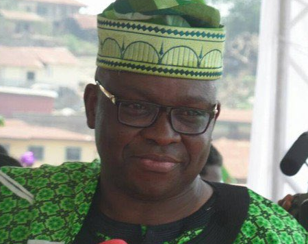 Governor Fayose to give N1 million to anyone with information that can lead to arrest of cultists who murdered two EKSU students
