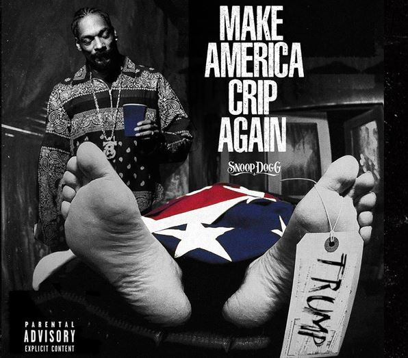 Snoop Dogg mocks President Trump assassination with new Instagram Photo